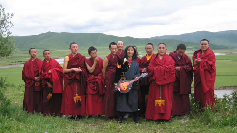 Shining Spirit: The Musical Journey of Jamyang Yeshi