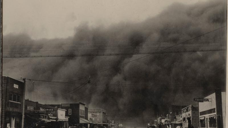 The Dust Bowl: Part ONE