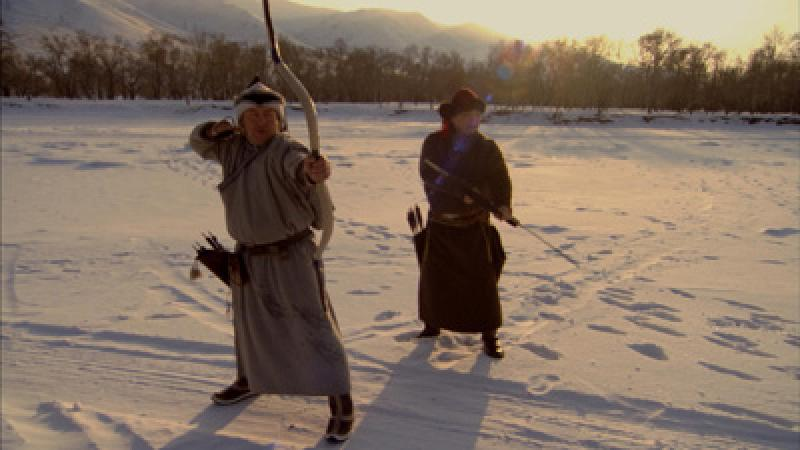The Secrets of the Mongolian Archers