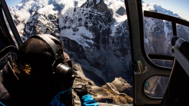 Into the Mind — Bella Coola Gnar
