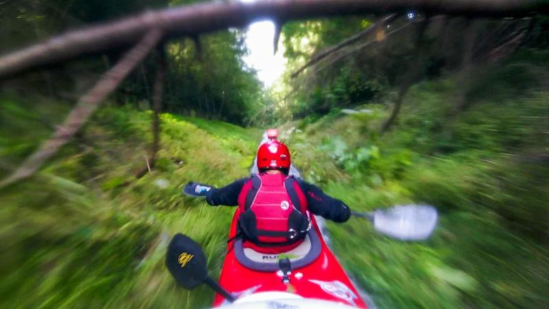 GoPro: Return to the Ditch Tandem