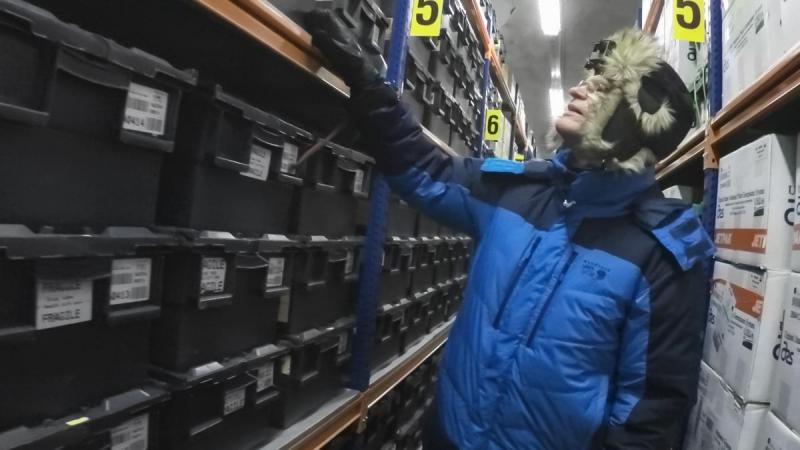 The Seed Vault: Preserving Crop Diversity, Forever.