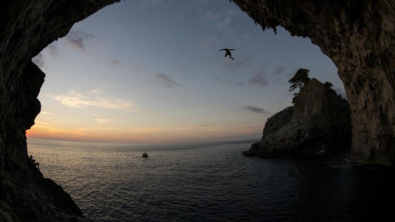 Chris Sharma: Above the Sea