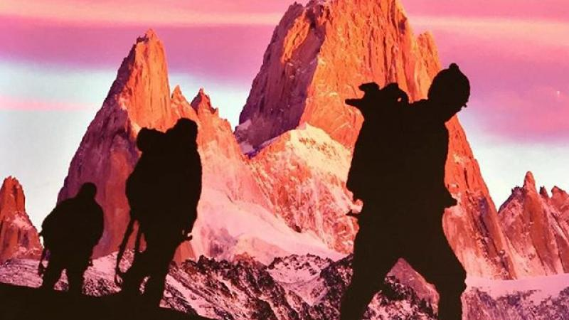 Fitz Roy: Ascent of the South-West Buttress