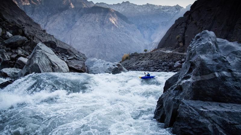 Inside the Indus – A Pakistani Odyssey