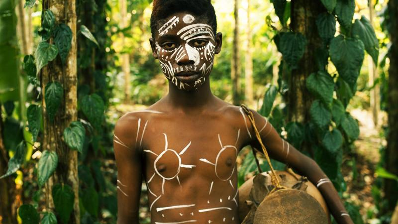 Lost Tribe of Africa