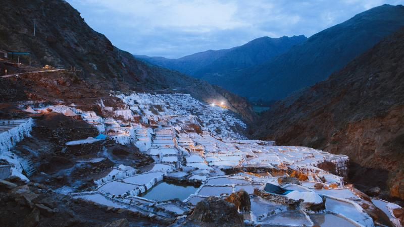 Añay Kachi: The Salt Workers of the Peruvian Andes
